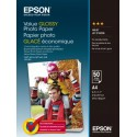 Epson Value Glossy Photo Paper - A4 50 Arkkia