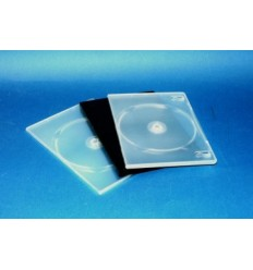 DVD Single Slim 7mm, HKMP-kirkas Pro DVD kotelot
