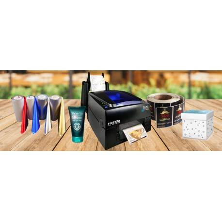 DTM FX510e Metallic Foil Printer