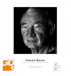 Hahnemühle FineArt Baryta - 325gsm - Digital FineArt Media - A3 x 25 sheets - 10641670
